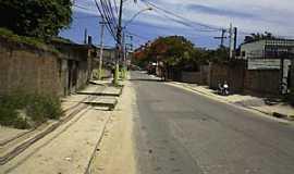 S�o Gon�alo - S�o Gon�alo-RJ-Rua C�ndido Reis-Foto:Valdeci Tuler