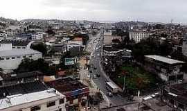 São Gonçalo - São Gonçalo-RJ-Vista da Avenida Pres.Kennedy-Foto:Valdeci Tuler
