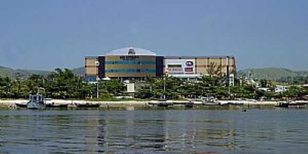 São Gonçalo-RJ-Orla da cidade-Foto:wikimapia.org