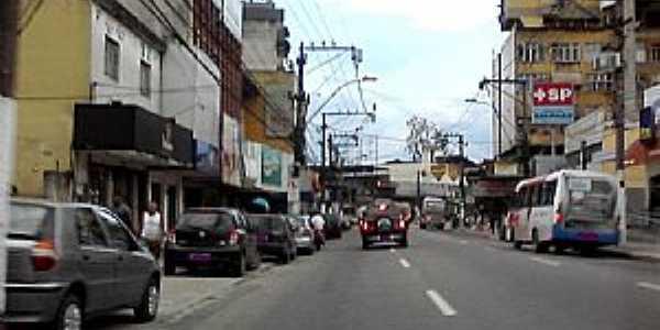 São Gonçalo-RJ-Rua Dr.Feliciano Sodré-Foto:Valdeci Tuler
