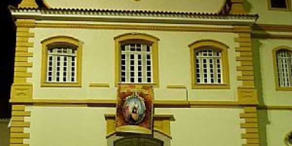 S�o Jo�o da Barra-RJ-Igreja de S�o Jo�o Batista-Foto:Erick Aniszewski