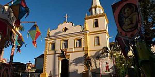 São João da Barra-RJ-Igreja de São João Batista-Foto:Erick Aniszewski