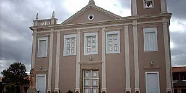 São João da Barra-RJ-Igreja de São Sebastião-Foto:Sergio Falcetti
