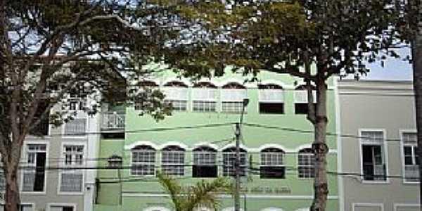São João da Barra-RJ-Prefeitura Municipal-Foto:Sergio Falcetti