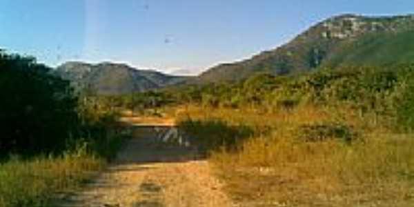 Estrada para o Morro por ivan zito