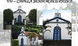 São José do Vale do Rio Preto - Capela Sr dos Passos - Centro