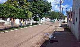 Itanagra - Itanagra-BA-Avenida central-Foto:itanagranoticias.