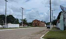 Itanagra - Itanagra-BA-Ruínas da Igreja no centro da cidade-Foto:Antônio Figueiredo