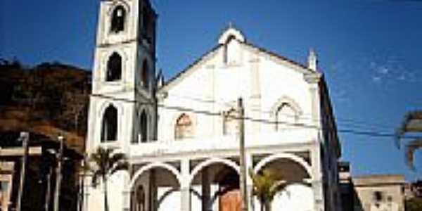 Igreja de São Sebastião em São Sebastião do Alto-Foto:Sergio Falcetti