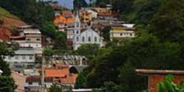 Vista parcial de São Sebastião do Alto-Foto:JJADaflon