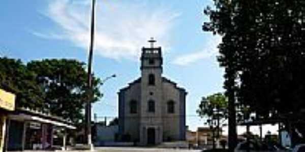 Igreja de São Vicente de Paula-Foto:Rogerio S.