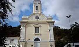 Sapucaia - Igreja Matriz de Santo Ant�nio em Sapucaia-RJ-Foto:Sergio Falcetti