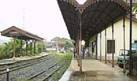Sapucaia - Estação Ferroviária - Foto Foto Amadeu M. Gomes