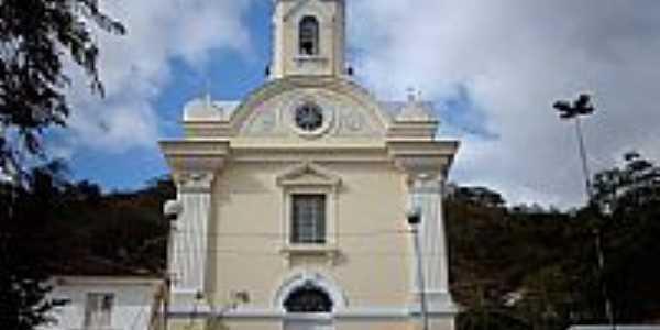Igreja Matriz de Santo Antônio em Sapucaia-RJ-Foto:Sergio Falcetti