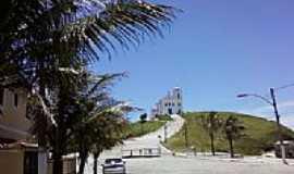 Saquarema - Vista da Igreja de N.Sra.de Nazaré em Saquarema-RJ-Foto:Jose Adal Pereira de…