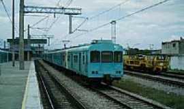 Saracuruna - Estação Ferroviária  foto por Luiz Augusto Barroso