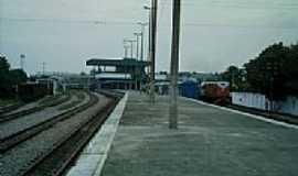 Saracuruna - Estação Ferroviária por Luiz Augusto Barroso