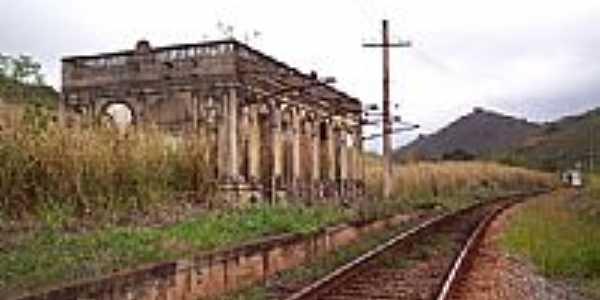 Estação Teixeira Leite por Jorge A Ferreira