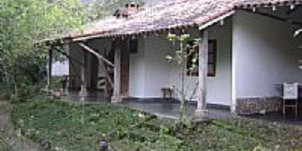 Hotel Fazenda Tapinu� em Silva Jardim-RJ-Foto:William Rocha
