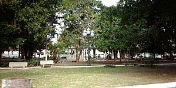 Silva Jardim - Praça Amaral Peixoto - por Sergio Falcetti