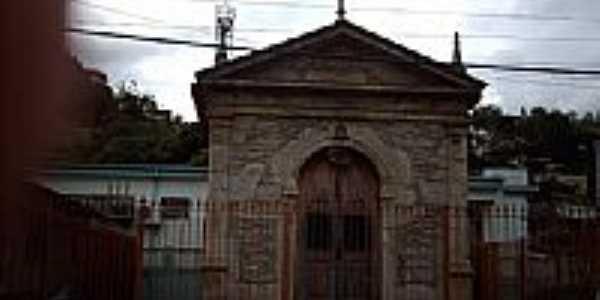 Capela Nosso Senhor dos Passos em Sumidouro-RJ-Foto:Sergio Falcetti