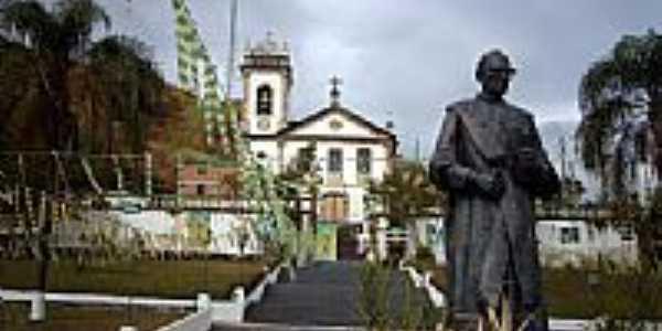 Igreja de N.Sra.da Concei��o do Paquequer em Sumidouro-RJ-Foto:Sergio Falcetti