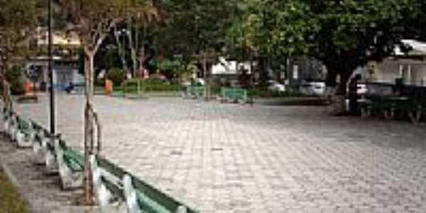 Praça Nosso Senhor dos Passos em Sumidouro-RJ-Foto:Sergio Falcetti