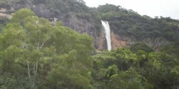 cascata condeu, Por Flávio