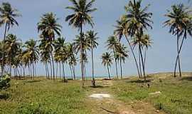 Coruripe - Coruripe-AL-Praia Lagoa do Pau-Foto:Roldao M
