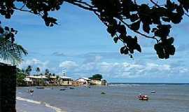 Coruripe - Coruripe-AL-Praia no Pontal do Coruripe-Foto:hjobrasil