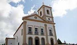 Coruripe - Matriz de N.Sra.da Assun��o em Coruripe-Foto:Vicente A. Queiroz