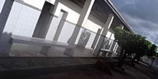 Colégio Estadual Comendador Calazans em Itanhi-BA-Foto:Danila Carmo