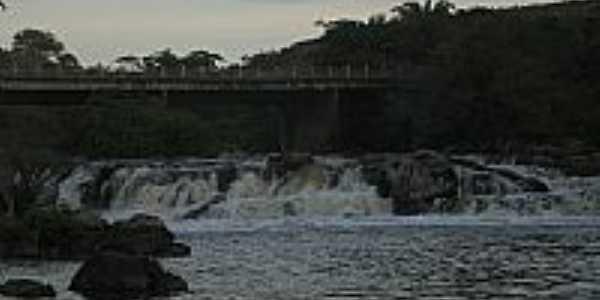 Itanhi-BA-Ponte e Cachoeira do Itanhi-Foto:viagemeviagem.com.br