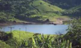 Trajano de Morais - Represa em Vila da Grama, Por Angélica Virgílio