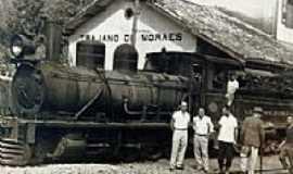 Trajano de Morais - Antiga Estação Ferroviária
