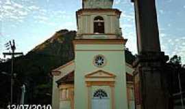 Trajano de Morais - Igreja do Sagrado Coração de Jesus em Trajano de Morais-RJ-Foto:Sergio Falcetti