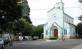 Tr�s Rios - Igreja de S�o Sebasti�o em Tr�s Rios-RJ-Foto:Rog�rio Malafaia