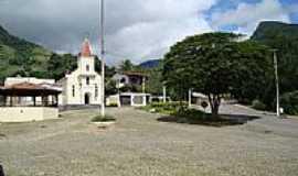 Triunfo - Praça e Igreja-Foto:Marcello Silva