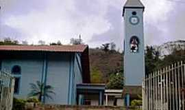 Valão do Barro - Igreja em Valão do Barro-Foto:João B.C.T. Lima