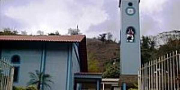 Igreja em Valão do Barro-Foto:João B.C.T. Lima