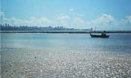 Itaparica - Barra do Gil em Itaparica-BA-Foto:heberteguedes