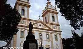 Valença - Catedral de N.Sra.da Glória em Valença-RJ-Foto:Sergio Falcetti
