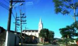 Valença - Centenária Igreja de Barão de Juparanã, Por Mércia Silva