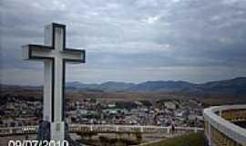 Valença - Valença vista do Morro do Cruzeiro-RJ-Foto:Sergio Falcetti