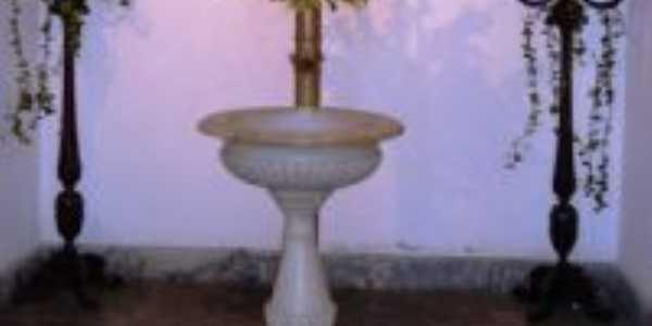 Batist�rio da Igreja matriz, Por m�rcia silva