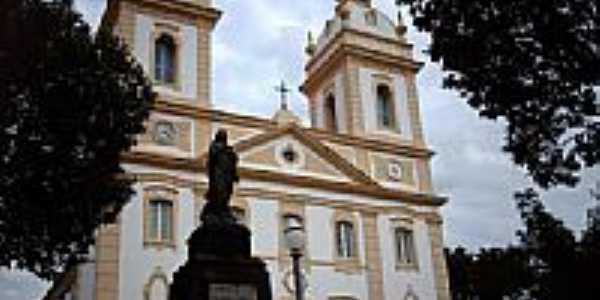 Catedral de N.Sra.da Gl�ria em Valen�a-RJ-Foto:Sergio Falcetti