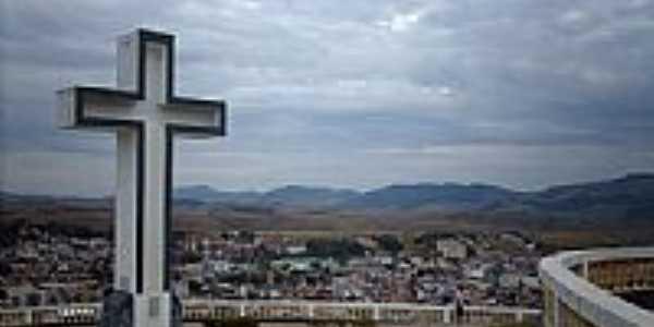 Valença vista do Morro do Cruzeiro-RJ-Foto:Sergio Falcetti