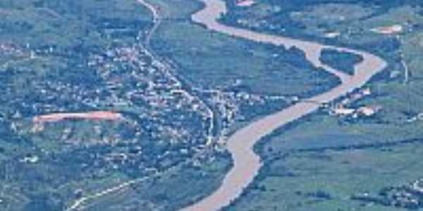 Rio Paraíba do Sul-Foto:André Bonacin