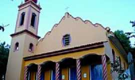 Varre-Sai - Igreja Sta Filomena, por Messias C. Correia