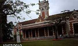 Vassouras - Fundação Educacional Severino Sombra, antiga Estação de Vassouras-RJ-Foto:Sergio Falcetti